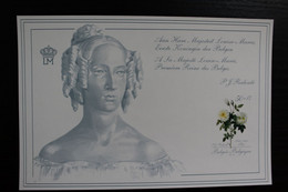 BL65 'Koningin Louisa-Maria' - Ongetand - Zeer Mooi! - Imperforates