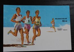 BL64 'Olympische Spelen Seoel 1988' - Ongetand - Zeer Mooi! - Imperforates