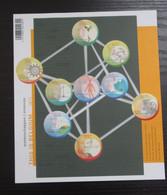 Jaar 2007: BL147 'This Is Belgium: Wetenschappen' - Ongetand Met Nummer - Zeer Mooi! - Imperforates