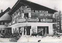 Valberg - Sports D'hiver Et Station Estivale - Restaurant Le Valbergan - Sonstige Gemeinden