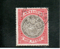 ANTIGUA 1903-9 O - 1858-1960 Colonia Británica