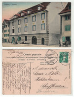 Suisse // Lucerne // Willisau, Rathaus - LU Lucerne