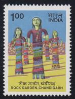 1983-INDIA-ROCK GARDEN-MINT SET** - Neufs