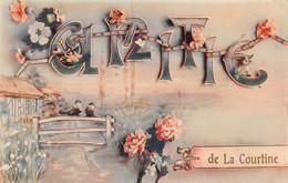 21-3689 : LA COURTINE. AMITIE DE - La Courtine
