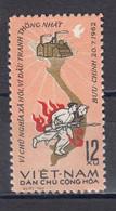 Vietnam Nord 1962 - 8th Anniversary Of The Geneva Treaty, Mi-Nr. 223, MNH** - Vietnam