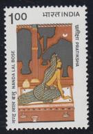 1983-INDIA-NANDALAL BOSE-MINT SET** - Neufs