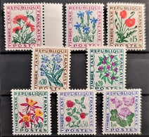 FRANCE 1964-71 - MNH - 95-102 - Complete Set! - Timbres Taxes - 1960-.... Nuevos