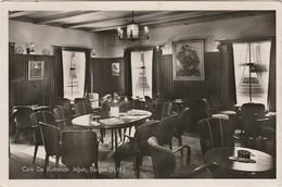 Pays-Bas.  Café De Rustende Jager, Bergen. - Unclassified