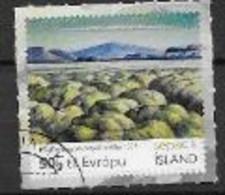 Islande 2020, Timbre Oblitéré SEPAC - Gebraucht