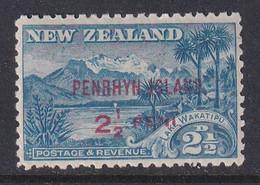 Penrhyn Island P.11 No Wmk SG 1 Mint Hinged - Penrhyn