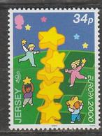 Jersey Europa 2000 N° 922 ** - 2000