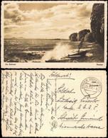 Feldpostkarte II. Weltkrieg Bodensee Motiv 1941 SINGEN Hohentwiel (nach Gmünd) - Non Classés