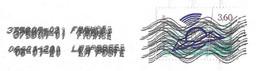 LETTRE DE 2020 FLAMME MAUVAISE FRAPPE  A VOIR SUR TIMBRE CENTENAIRE DE L ECOLE NATIONALE SUPERIEURE DES PTT, A VOIR - Varietà: 2010-2019 Storia Postale