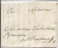 France LAC Précurseurs XVIII Fleurance 24/05/1741 TTB - 1701-1800: Vorläufer XVIII