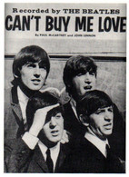 THE BEATLES. Can't Buy Me Love. - Music And Musicians