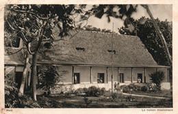Nouvelle Calédonie - Maré (Iles Loyautés) La Maison Missionnaire - Société Des Missions Evangéliques - New Caledonia