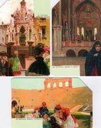 *ITALIA: 103^ VERONAFIL* - Serie Completa Usata - Pubbliche Figurate Ordinarie