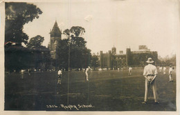 CPA Europe Royaume-Uni > Angleterre > Warwickshire > Rugby School Kingsway Real Photo Series - Zonder Classificatie