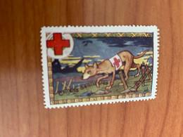 Vignette - Chiens Sanitaires - Croix Rouge - Croix Rouge