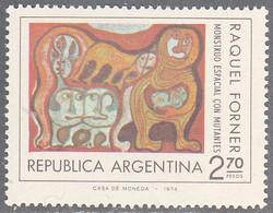 ARGENTINA   SCOTT NO  1056    MNH   YEAR  1975 - Neufs