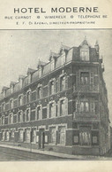 Wimereux - Hotel Moderne - Zonder Classificatie