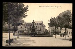 23 - GUERET - PLACE BONNYAUD - Guéret