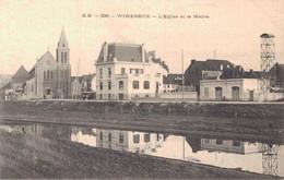 62 WIMEREUX  L'EGLISE ET LA MAIRIE - Autres Communes