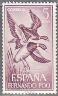 FERNANDO PO    SCOTT NO  222   MNH    YEAR  1964 - Fernando Poo