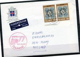 Amphilex 77 IJsland (q35) - Briefe U. Dokumente