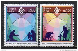 Nations Unies (Genève) - 1994 - Yvert N° 263 & 264 **  - Année Internationale De La Famille - Unused Stamps