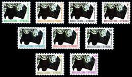 NOUV.-CALEDONIE 1983 - Yv. Taxe 49 à 57 **   Cote= 8,50 EUR - Chauve-souris (9 Val.)  ..Réf.NCE25878 - Postage Due