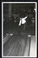 SIGNED Bowling Ned. Kampioen Johan Verwijmeren GESIGNEERD 12.03.1963 (q45) - Bowling