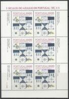 PORTUGAL  1675, Kleinbogen, Postfrisch **, 500 Jahre Azulejos In Portugal 1985 - Hojas Bloque