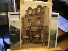 ANDENNE  Avenue Roi Albert 51 Café-hotel Le Colonial Propiétaire Cl Requier - Andenne