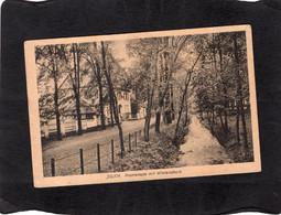 99283    Germania,  Julich,  Promenade Mit  Winterschule,    NV(scritta) - Juelich