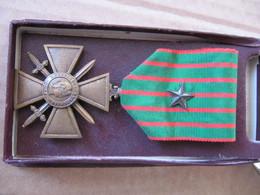 CROIX DE GUERRE 1914 1918 - Frankrijk