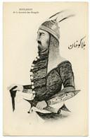 Perse.Houlagou Khan Petit-fils De Gengis Khan Fondateur Dynastie Mongole Des Houlagides.éditeur Bahar Lalezar Téhéran. - Iran