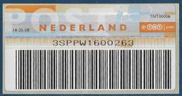 Automaatzegels Wincor-Nixdorf Propostal 2000 - TNT00006 - Barcodezegel Antwoordnummer - Altri