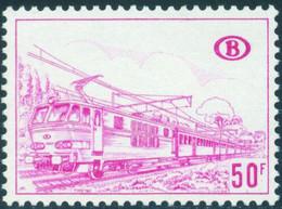 TR391 A ** Dof Papier - 1952-....