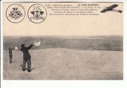 Védrines Au Dessus Du Bassin D'Arcachon - Course Paris Madrid 1911 - ....-1914: Precursori