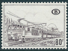 TR394 A ** Dof Papier - 1952-....
