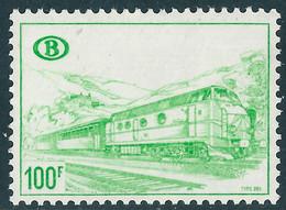 TR395 A ** Dof Papier - 1952-....