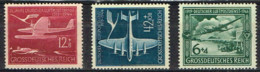 ALL-R119 - ALLEMAGNE PA 59/61 Neufs** - Posta Aerea
