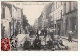 Rue Baudricourt (commerces, Très Animée) - Distretto: 13