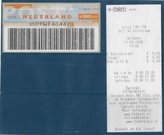 Automaatzegels Wincor-Nixdorf Propostal 2000 - TNT00004 - Barcodezegel Antwoordnummer - Altri