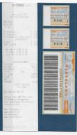 Automaatzegels Wincor-Nixdorf Propostal 2000 - TNT00004 - Altri