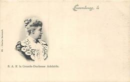 CPA  Europe > Luxembourg > Famille Grand-Ducale S.A.R. La Grande Duchesse Adelaïde - Koninklijke Familie