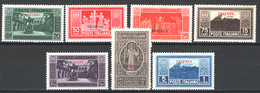 Eritrea 1929 Sass.145/51 */MH VF/F - Eritrea