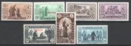 Eritrea 1931 Sass.188/94 */MH VF/F - Eritrea