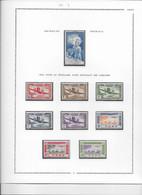 Togo Poste Aérienne - Collection Vendue Page Par Page - Timbres Neufs ** Sans Charnière - TB - Nuovi